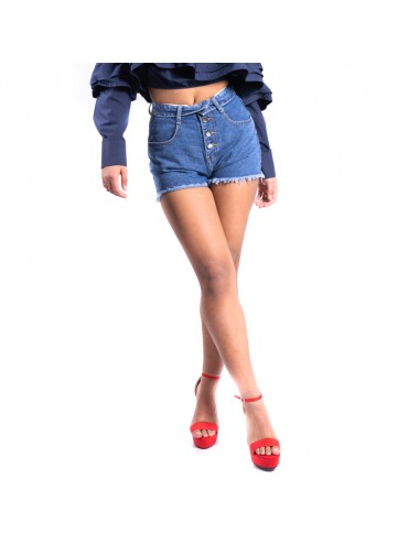 SHORTS DENIM BRAND TO GO